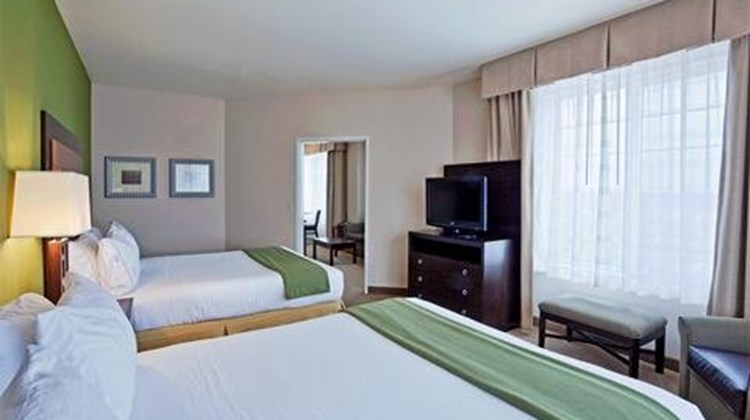 Holiday Inn Express & Suites Sequim Room