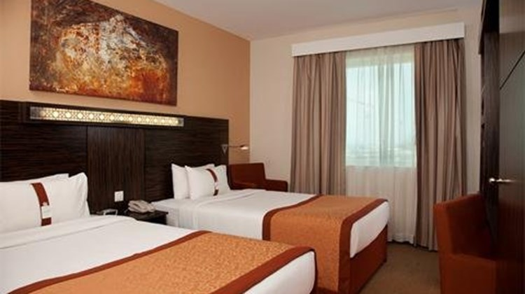 Holiday Inn Express Dubai/Jumeirah Room