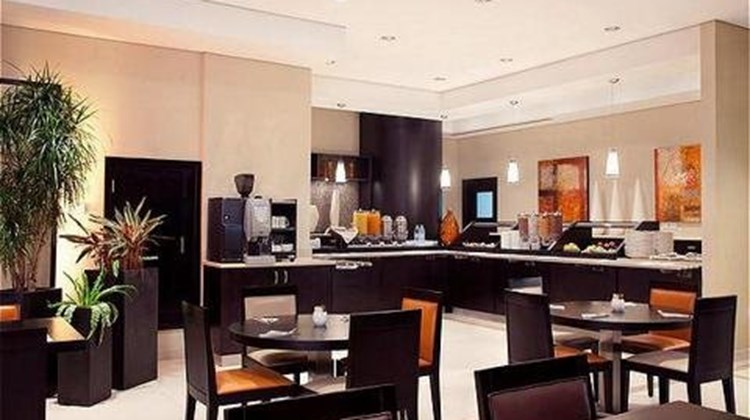 Holiday Inn Express Dubai, Safa Park Restaurant