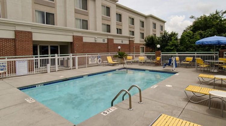Fairfield Inn by Marriott Health Club