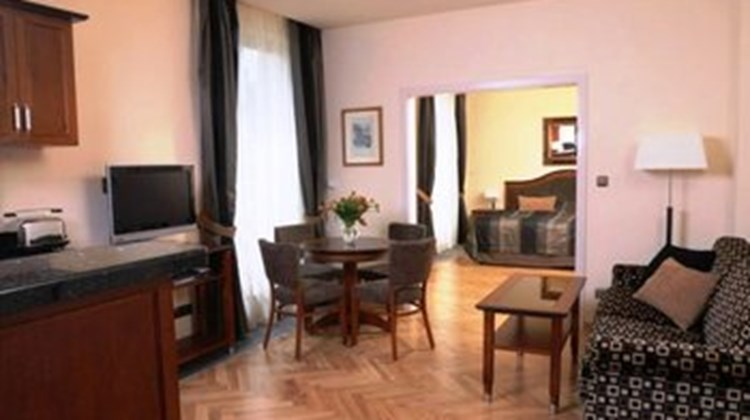 Hotel Elysee Prague Suite