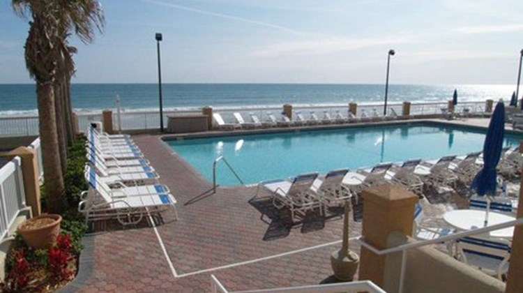 Hampton Inn Daytona Shores Oceanfront Pool