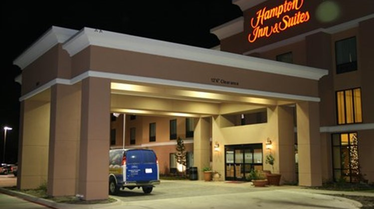 Hampton Inn & Suites Exterior