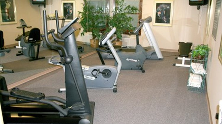 Hampton Inn & Suites Springdale Health Club