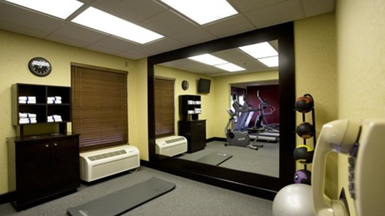 Hampton Inn Newnan Health Club
