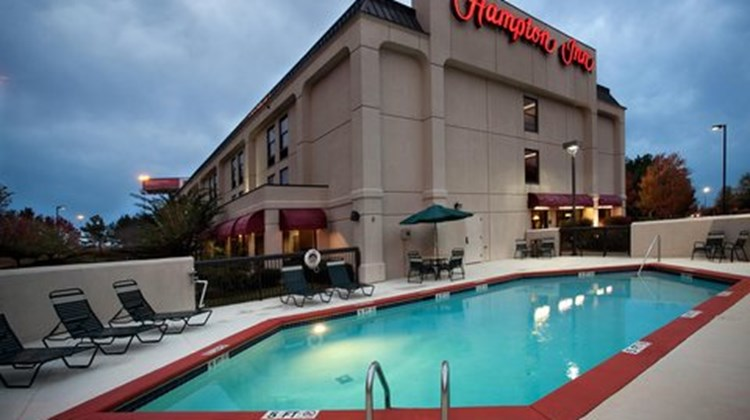 Hampton Inn Newnan Pool