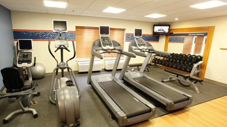 Hampton Inn Rockford Health Club