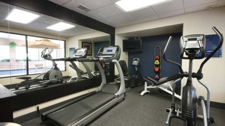 Hampton Inn East Lansing Health Club
