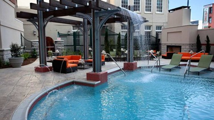 Hampton Inn & Suites Dtwn Chattanooga Pool