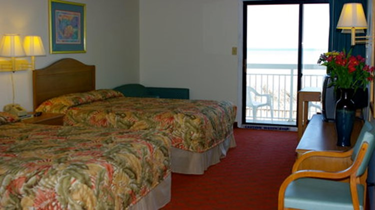 Castaway Beach Inn Room
