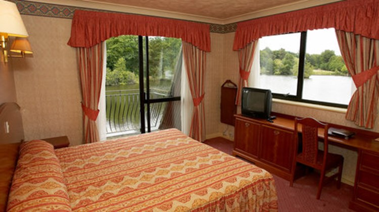 Lakeside International Hotel Room