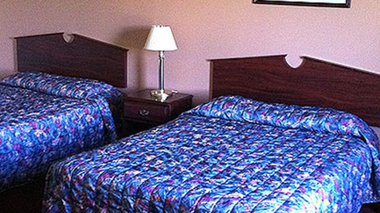 Columbus Motel Room