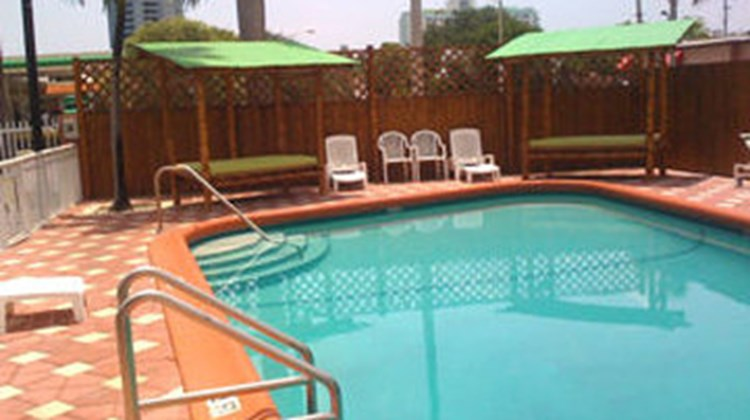Midtown Inn Pool
