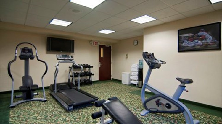 Fairfield Inn New York JFK Airport Health Club