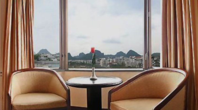 Guilin Osmanthus Hotel Exterior