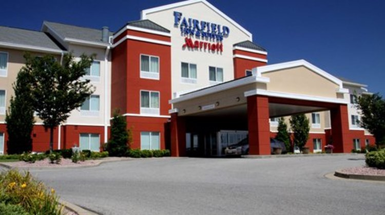 Fairfield Inn & Suites Marion Exterior