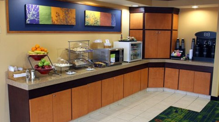 Fairfield Inn & Suites Marion Restaurant