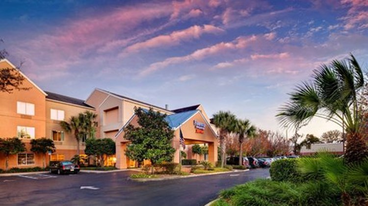 Fairfield Inn & Suites Ocala Exterior