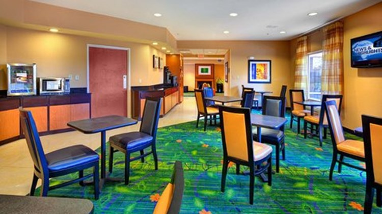 Fairfield Inn & Suites Ocala Restaurant