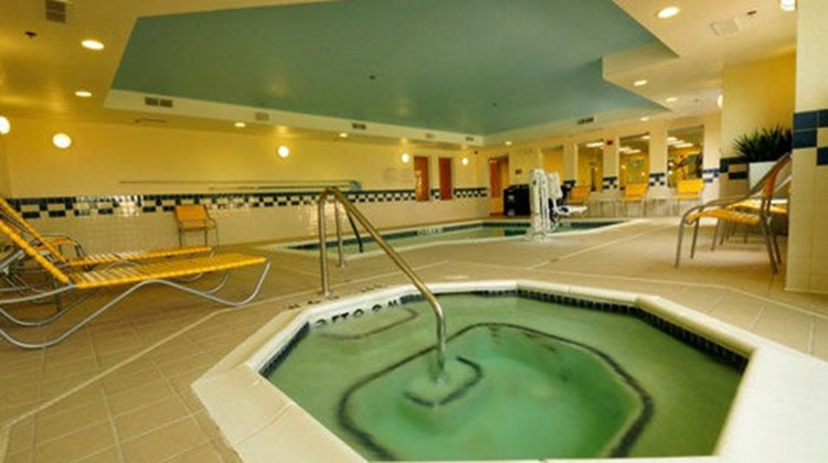 Fairfield Inn & Suites Health Club