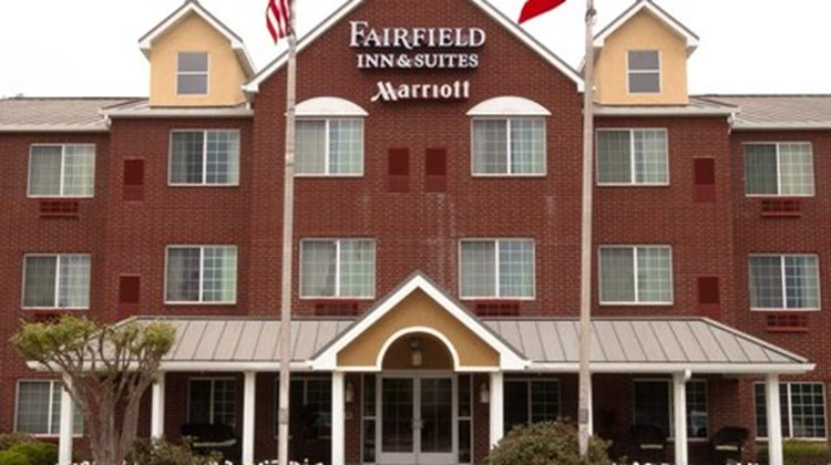 Fairfield Inn & Suites, The Woodlands Exterior