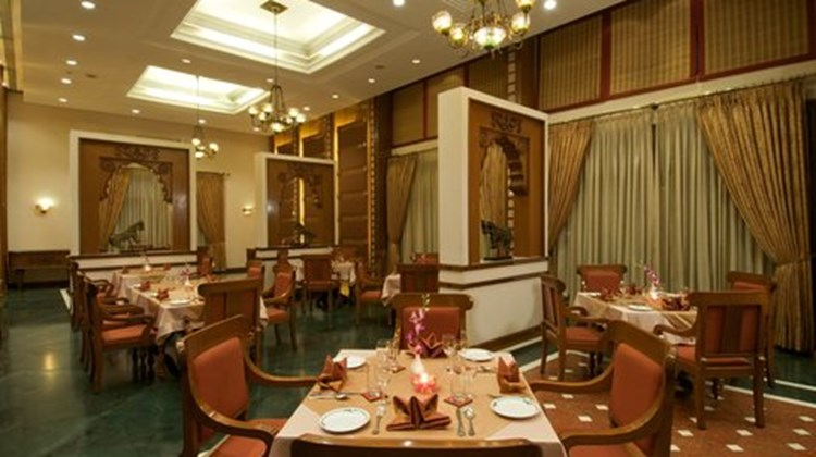 The Ummed Ahmedabad Restaurant