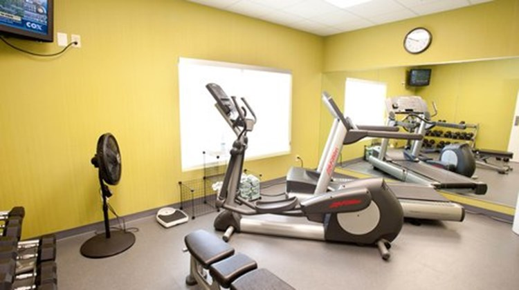 Fairfield Inn & Suites Wichita East Health Club