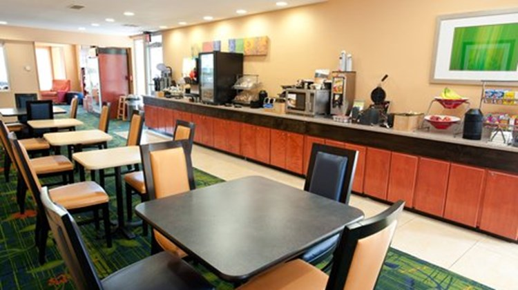 Fairfield Inn & Suites Wichita East Restaurant