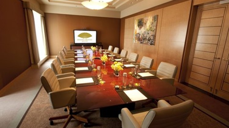 Mandarin Oriental, Boston Meeting