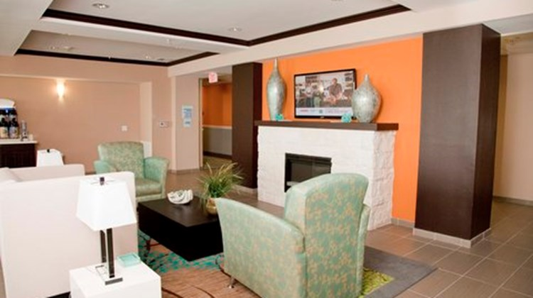 Holiday Inn Express & Suites-Port Lavaca Lobby