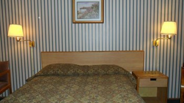 Rochester Motel Room