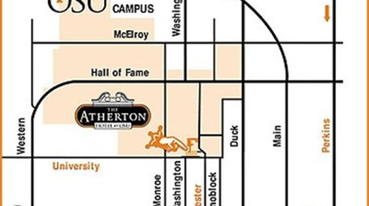 Atherton Hotel at OSU Other
