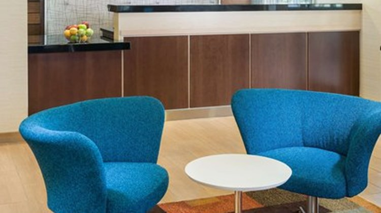 Fairfield Inn Houston Westchase Lobby