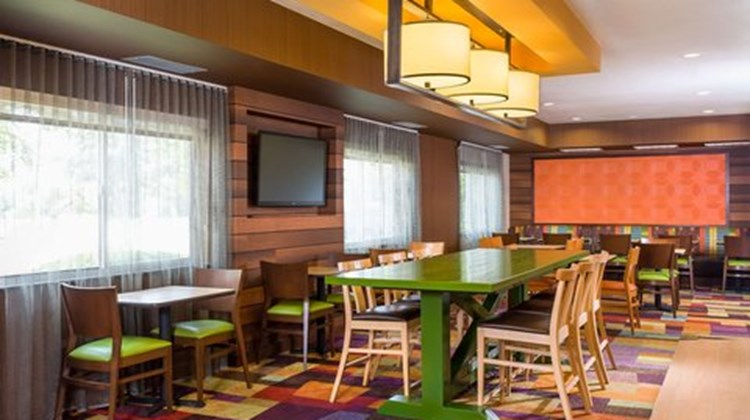 Fairfield Inn Houston Westchase Restaurant