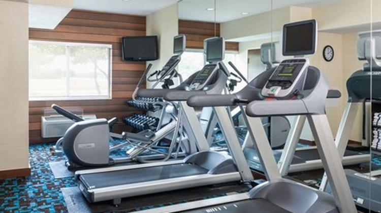 Fairfield Inn Houston Westchase Health Club