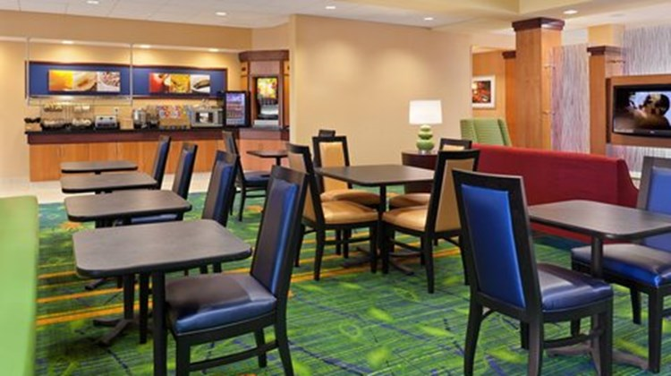 Fairfield Inn & Suites Wichita Downtown Restaurant