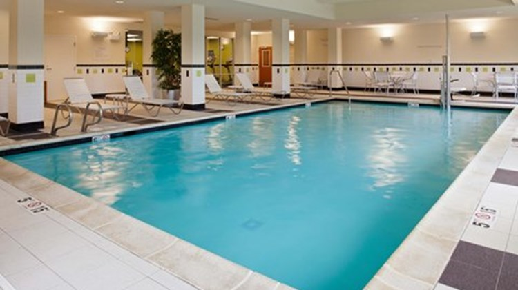 Fairfield Inn & Suites Wichita Downtown Health Club