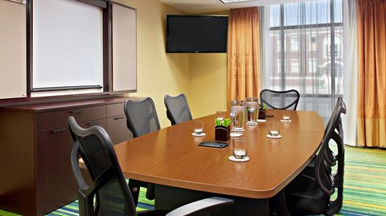 Fairfield Inn & Suites Wichita Downtown Meeting