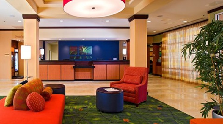 Fairfield Inn & Suites San Antonio Dtwn Lobby