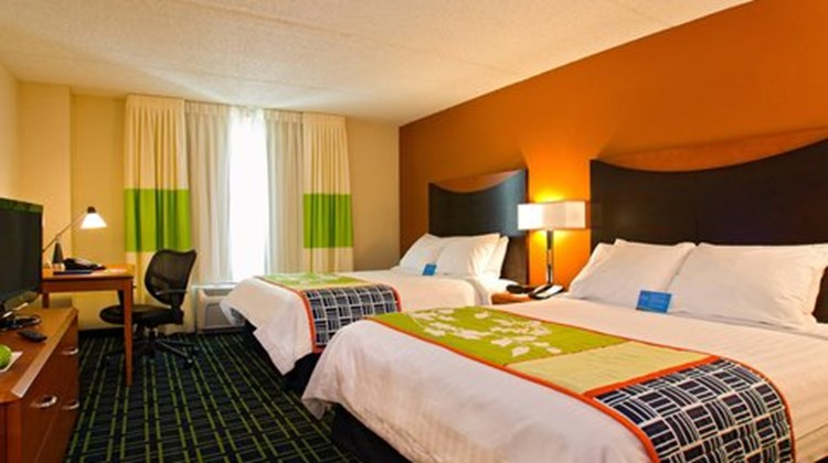 Fairfield Inn & Suites San Antonio Dtwn Room
