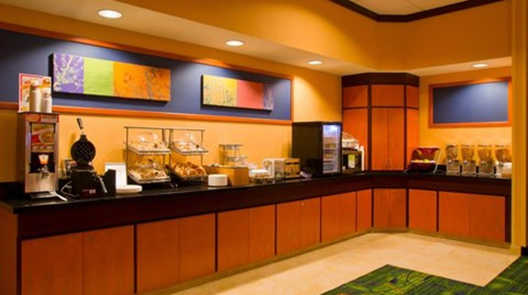 Fairfield Inn & Suites San Antonio Dtwn Restaurant