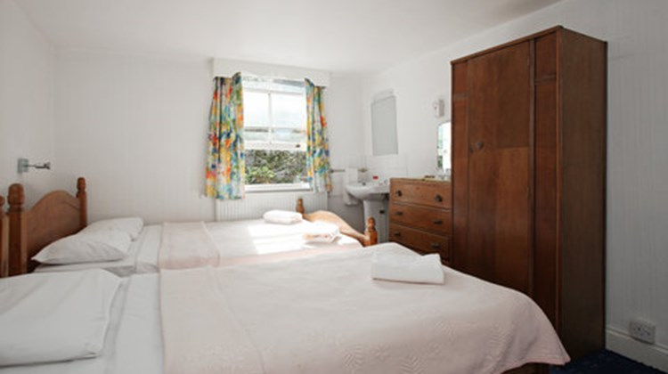 St Athans Hotel Room