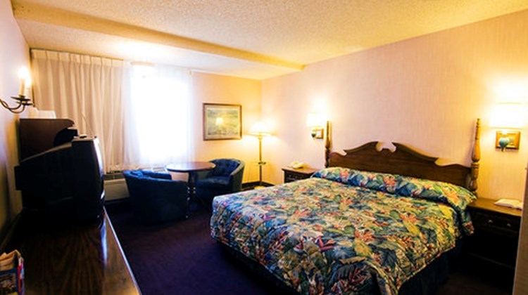 Brookhurst Plaza Inn Room