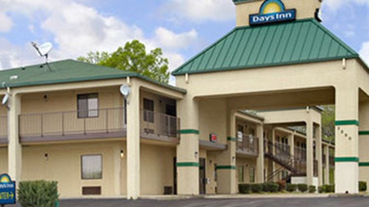 Days Inn North Little Rock Maumelle Exterior