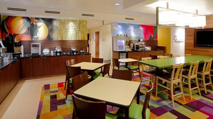 Fairfield Inn & Suites Tampa Brandon Restaurant