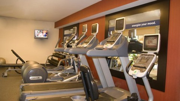 Hampton Inn & Suites Rochester/Victor Health Club
