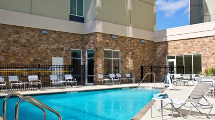 Fairfield Inn & Suites San Antonio Dtwn Health Club