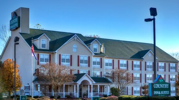 Country Inn & Suites Rock Hill Exterior