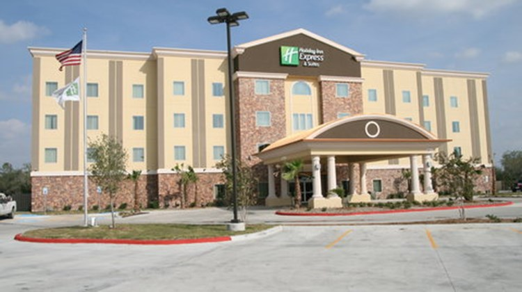 Holiday Inn Express & Stes George West Exterior
