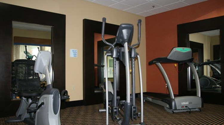Holiday Inn Express & Stes George West Health Club